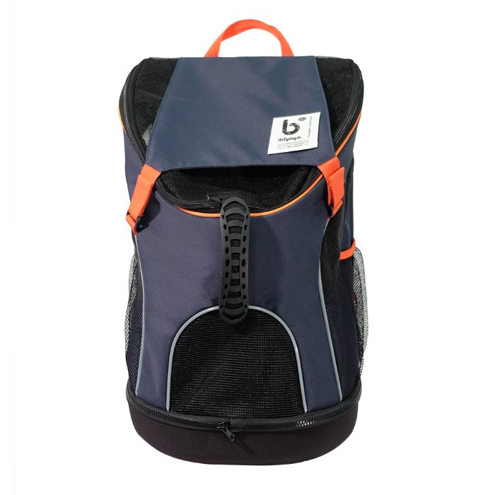 Ibiyaya Ultralight Backpack Pet Carrier Navy