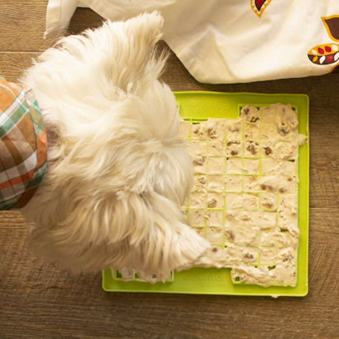 Lickimat Playdate Dog Treat