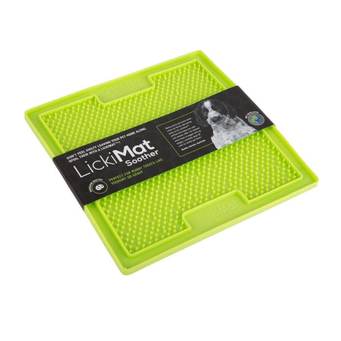 Lickimat Soother Green