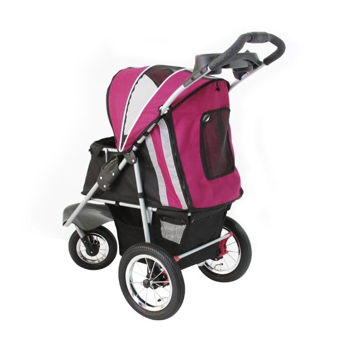 Turbo Pet Jogger Stroller Pink