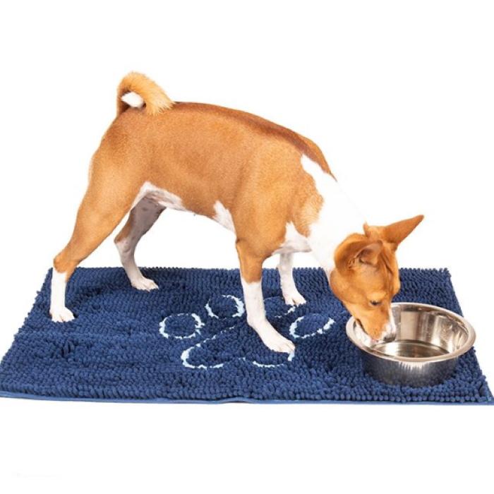 Dirty Dog Doormat Bermuda Blue