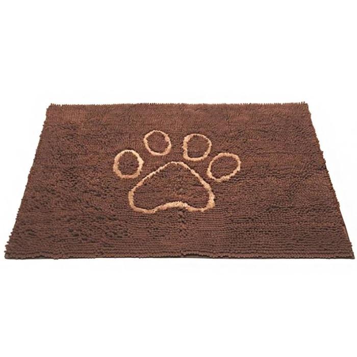 Dirty Dog Doormat Brown