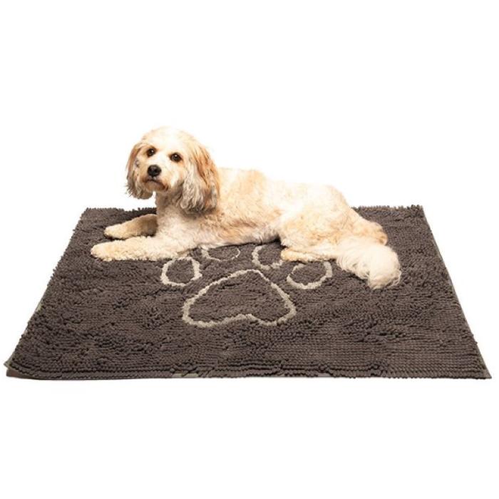 Dirty Dog Doormat MistyGrey