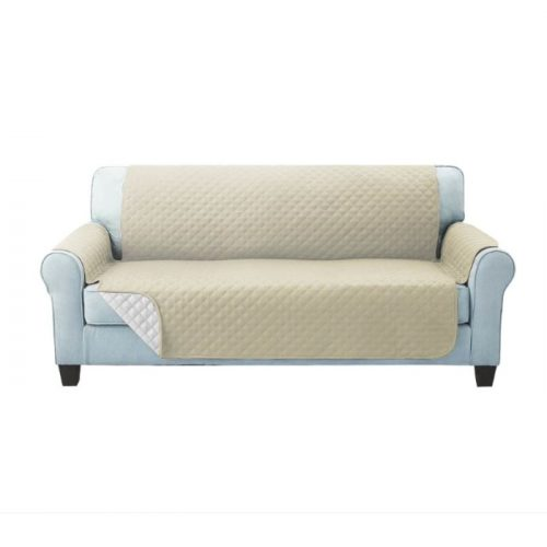 Sofa Cover Three Seater Beige