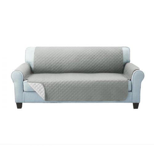 Sofa Cover Three Seater Grey