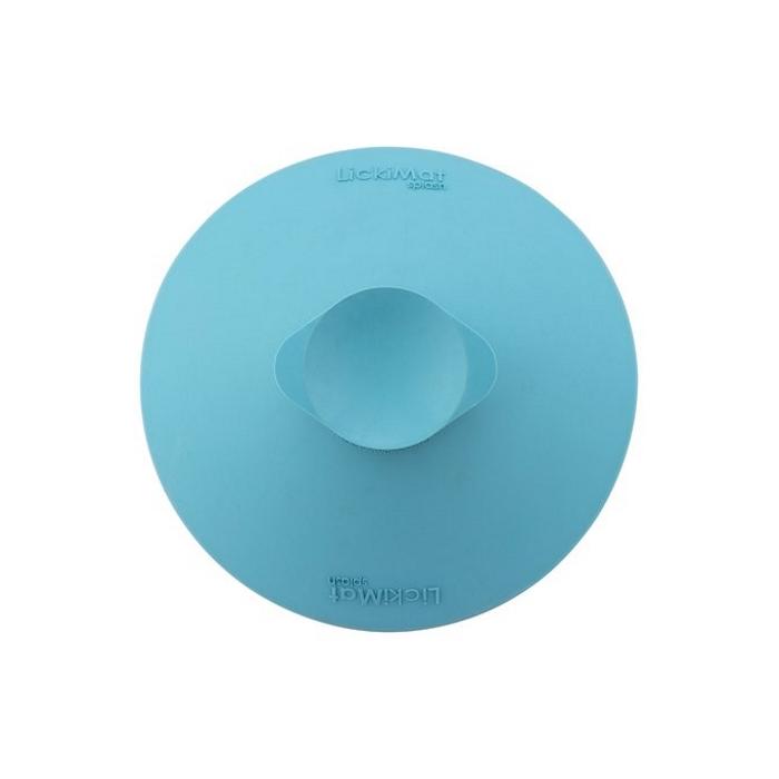 LickiMat Splash Turquoise Bottom