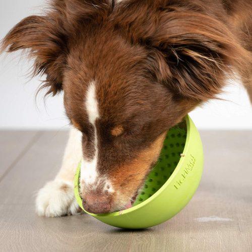 LickiMat Wobble Green Dog Enrichment