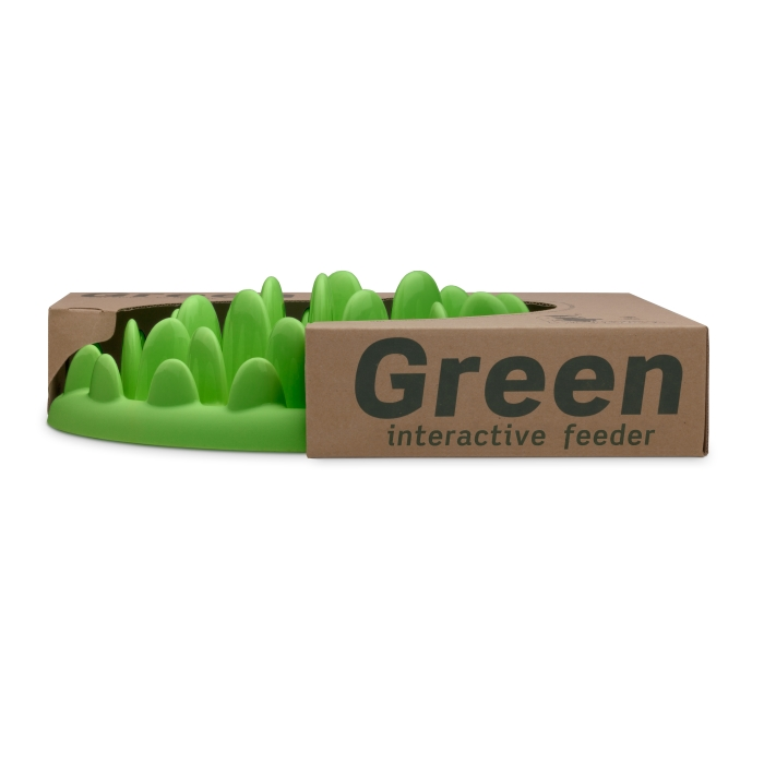 Northmate Green Slow Feeder - packaging