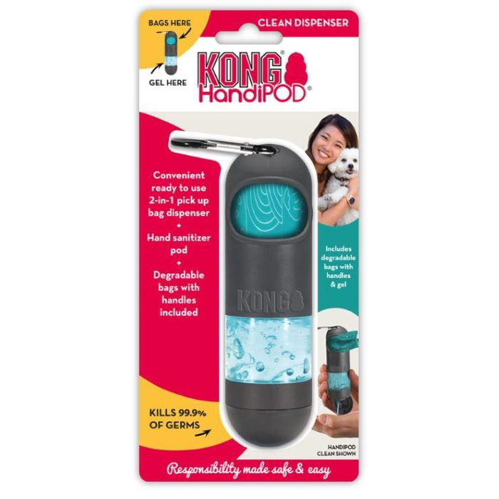 Kong HandiPod Clean Dispenser_Packaging