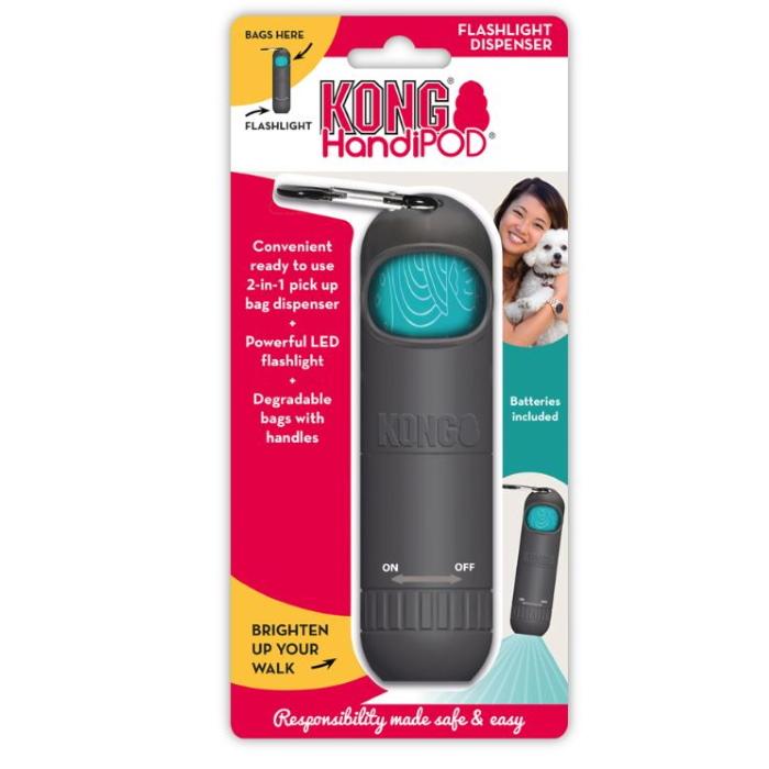 Kong HandiPod Flashlight Dispenser_Packaging