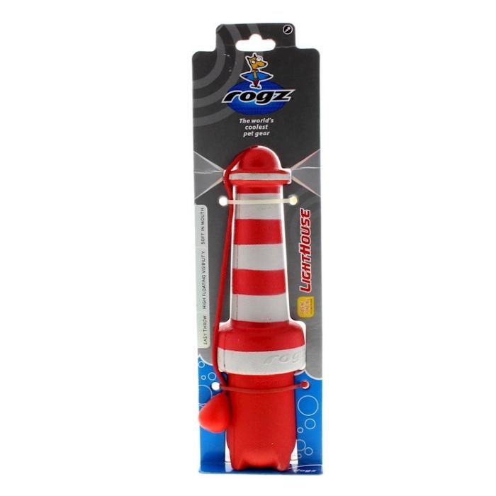 Rogz Lighthouse Dog Water Fetch Toy