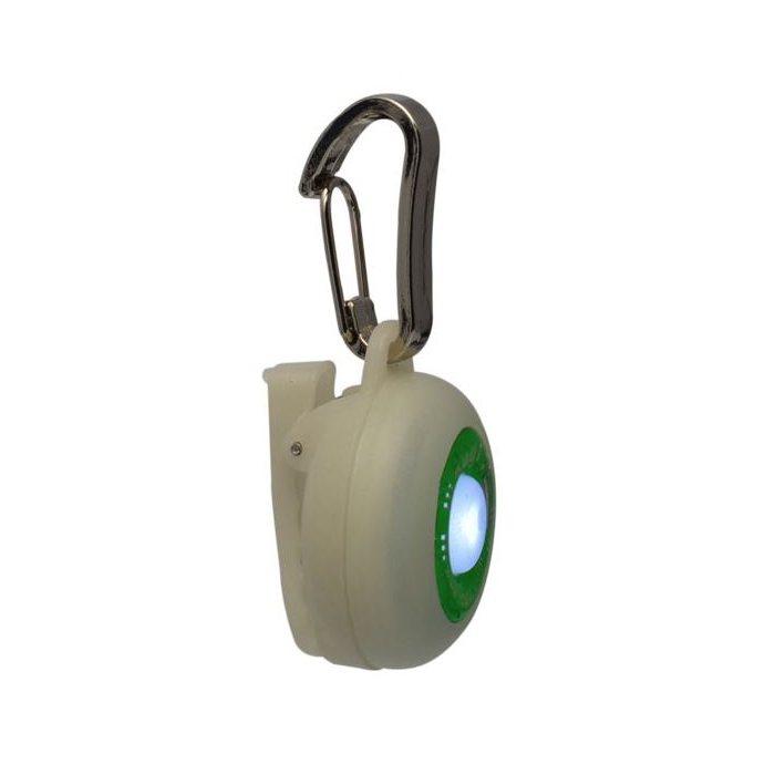 Rogz Roglite Safety Light Glow Side
