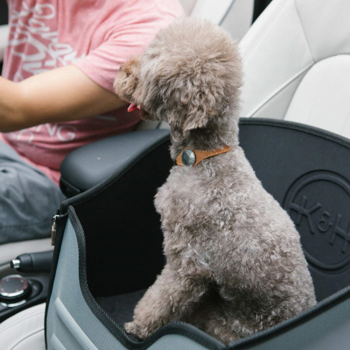 K&H Mod Car Pet Safety Booster Seat