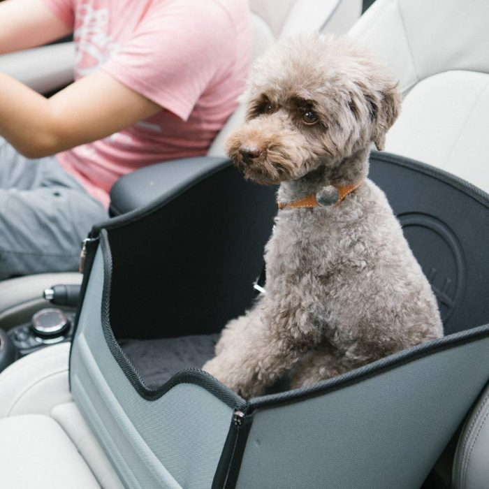 K&H Mod Pet Safety Car Seat