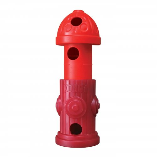 Kong Clicks Hydrant Dog Toy Adjustable