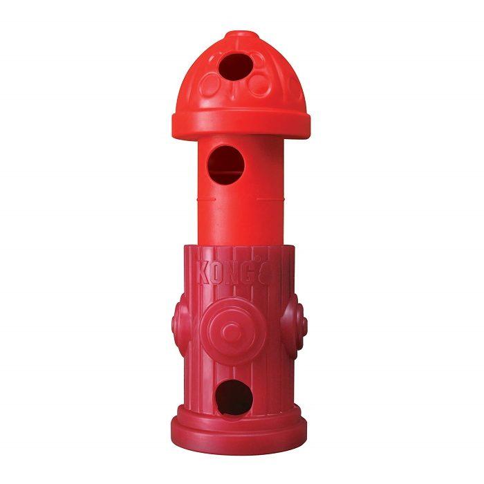 Kong Clicks Hydrant Dog Toy Adjustable