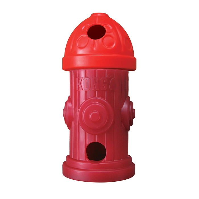 Kong Clicks Hydrant Dog Toy
