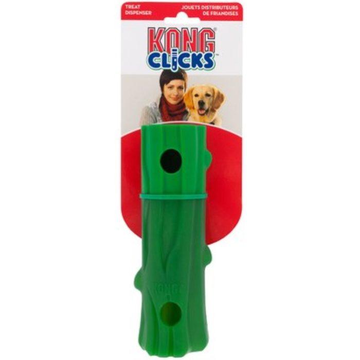 Kong Clicks Stick Dog Toy Packaging