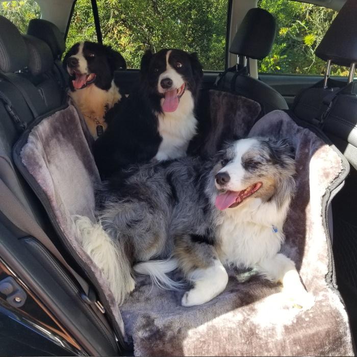 SlingGuard Car Seat Cover Hammock
