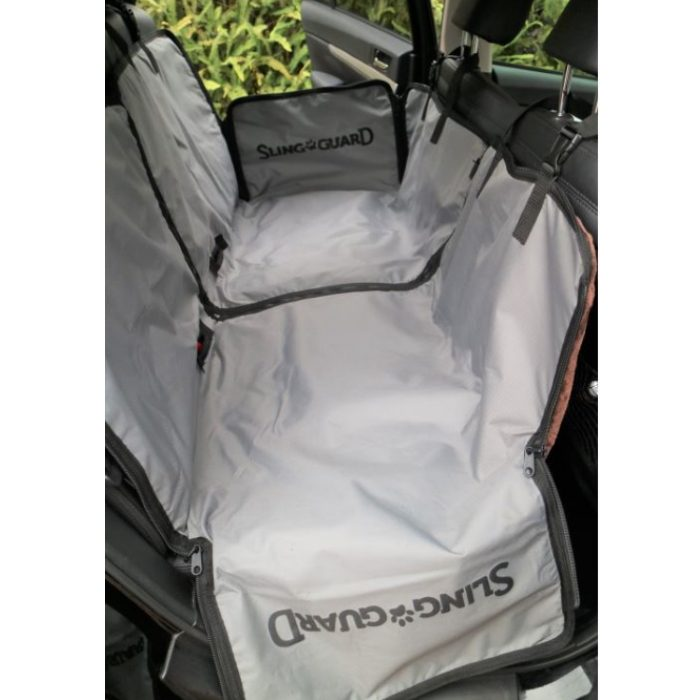 SlingGuard Waterproof Reversible Hammock Car Seat Cover