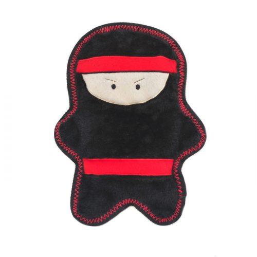 Z-Stitch Warriorz Nobu the Ninja Dog Toy ZippyPaws