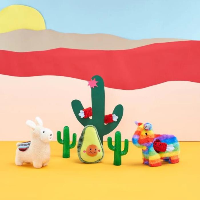 ZippyPaws Fiesta Dog Toys
