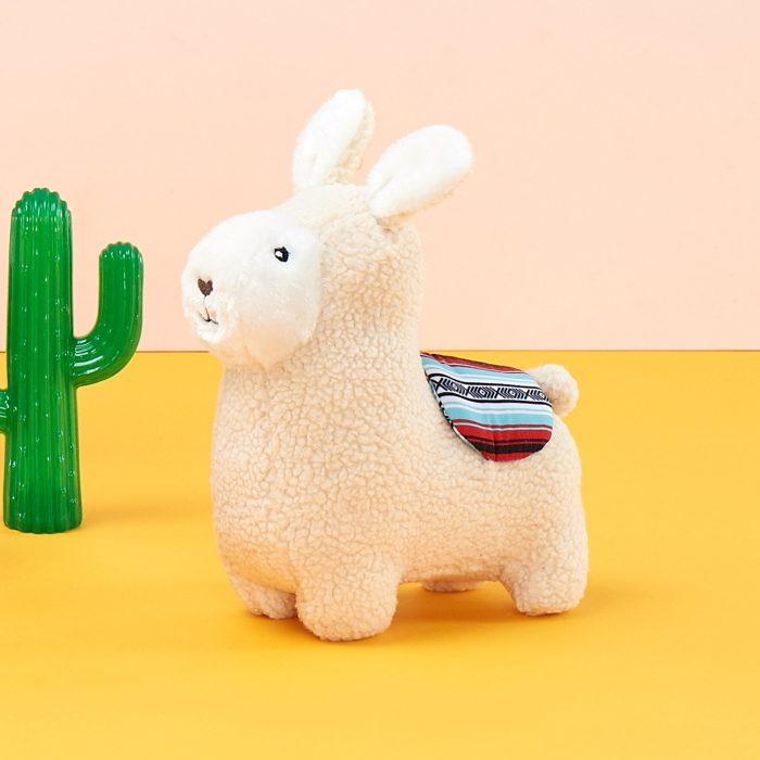 ZippyPaws Snugglerz Liam the Llama