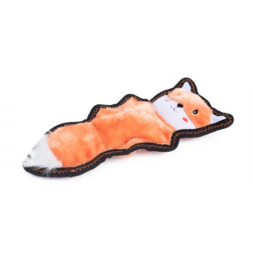 ZippyPaws Z-Stitch Tough Dog Toy Skinny Peltz Fox