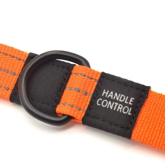 2 in 1 Dog Leash Seatbelt Connector D Clip