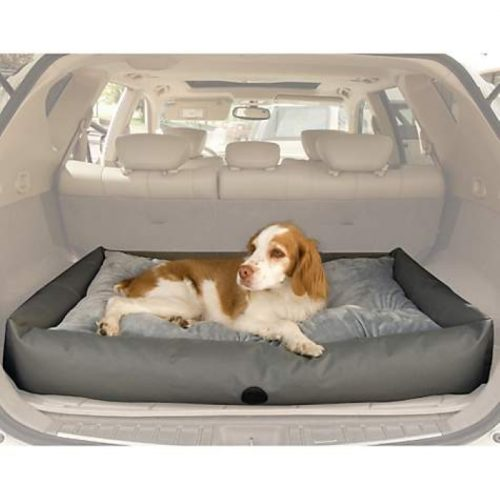 K&H dog-travel-bed-large-suv cargo