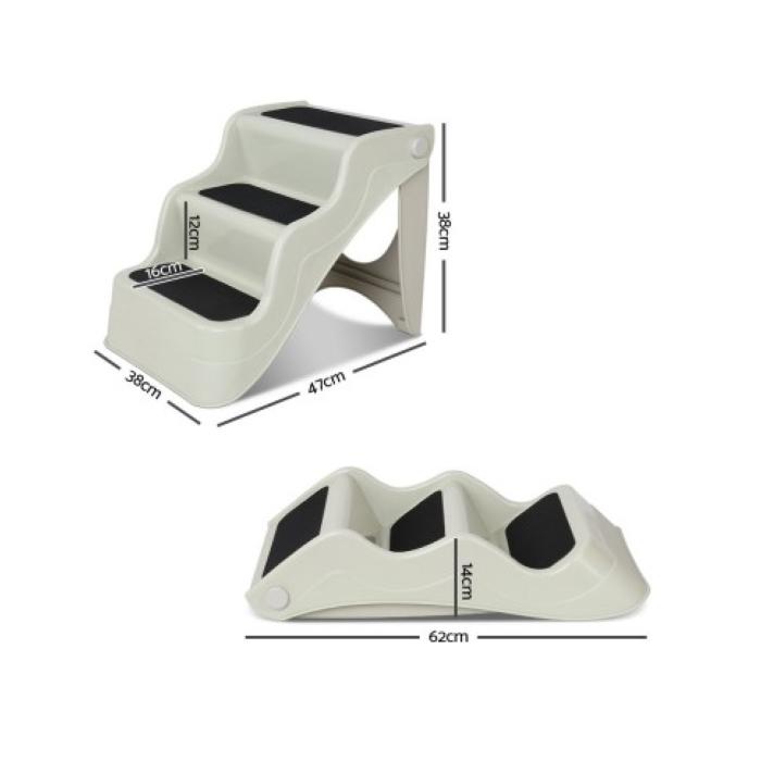 Portable Pet Steps_Dimensions