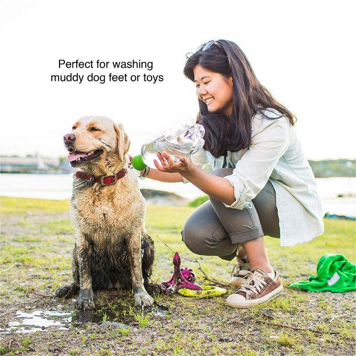 Kurgo Mud Dog Travel Shower_Portable
