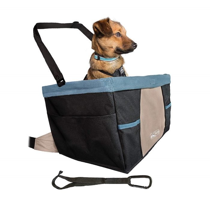 Kurgo Rover Booster Car Seat for Dogs