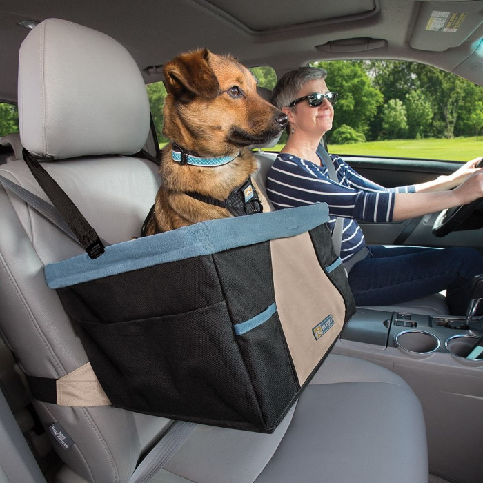 Kurgo Rover Dog Booster Car Seat