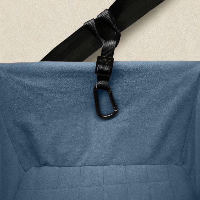 Kurgo Rover Dog Booster Seat_Seat Belt Tether
