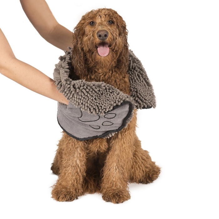 DGS Dirty Dog Shammy Towel for Dogs