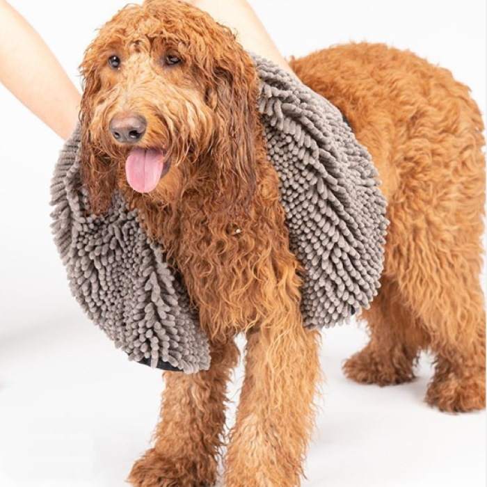 Dirty Dog Shammy Towel for Dogs