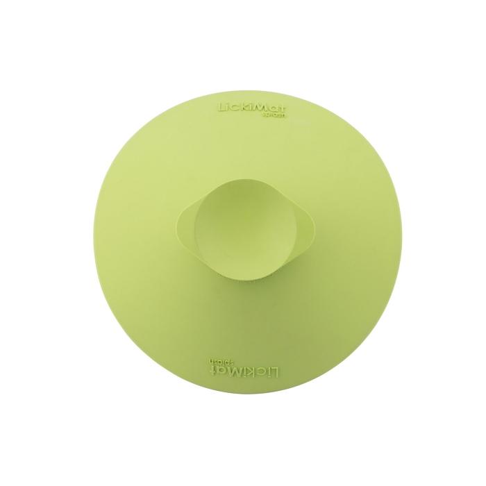 LickiMat Splash Green Bottom