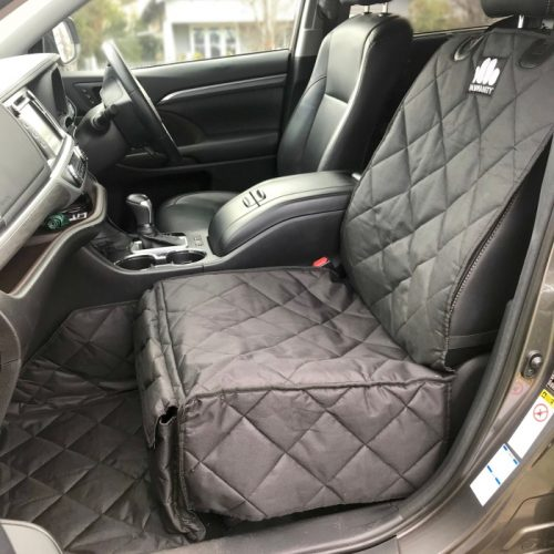 Pawmanity Front Seat Cover for Dogs