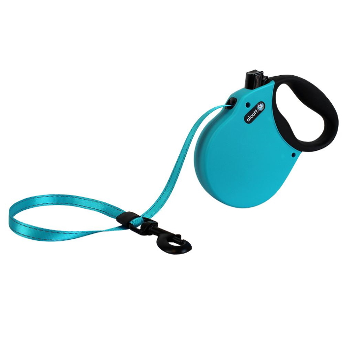 Blue Alcott Adventure Retractable Dog Lead