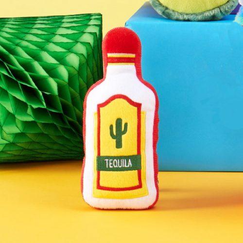 Zippy Paws Dog Toy_Tequila_Squeakie Pattiez