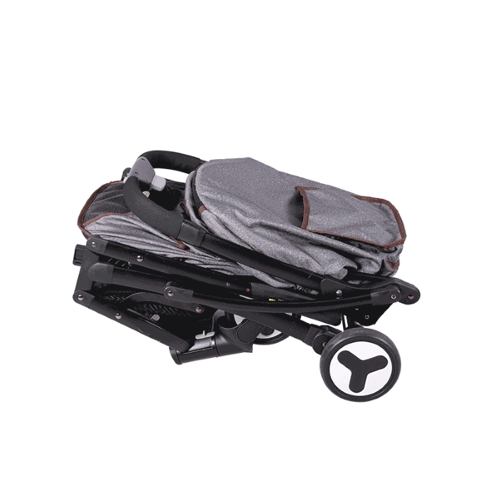 Ibiyaya Speedy Fold Compact Pet Buggy Fold