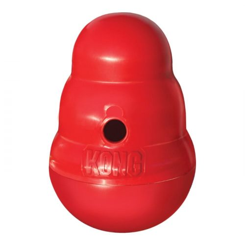 Kong Wobbler Treat Dispensing Dog Toy