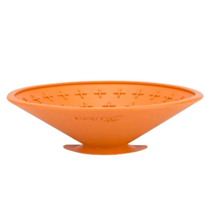 LickiMat Splash Orange