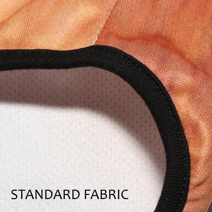 Novelty Animal Face Masks_Standard Fabric Sample