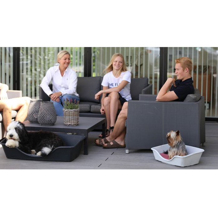 Wonderfold Collapsible Dog Bed Family
