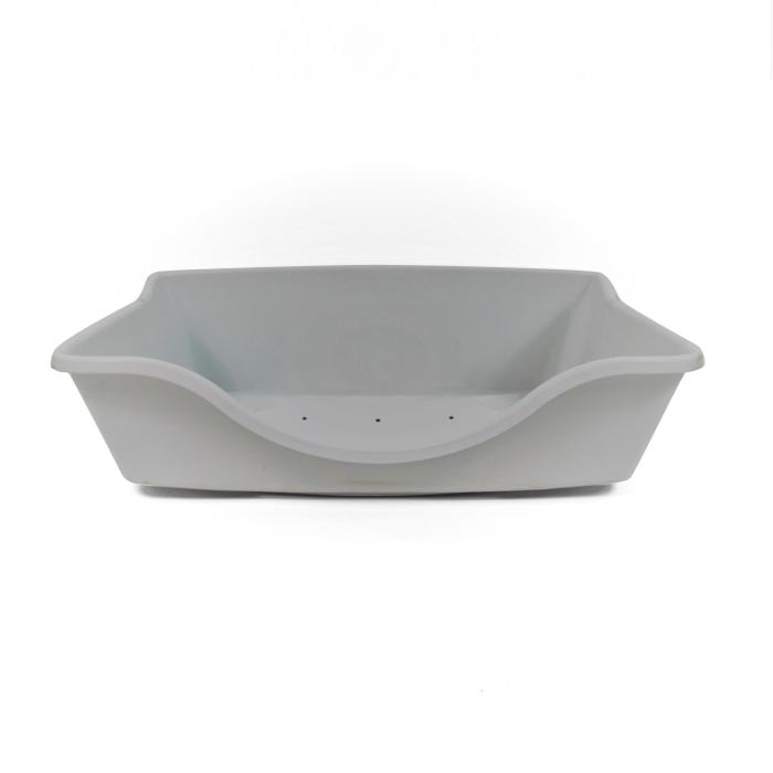Wonderfold Collapsible Dog Bed Light Grey Base