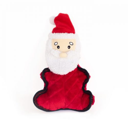 Zippy Paws Holiday Grunterz Christmas Santa