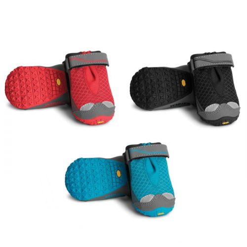 Ruffwear Grip Trex Dog Boots Colour range