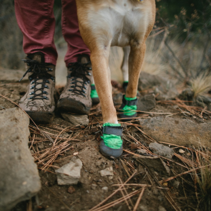 Ruffwear_SummitTrex-MeadowGreen_Dog Boots